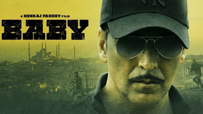 Baby Movie Poster - Akshay Kumar