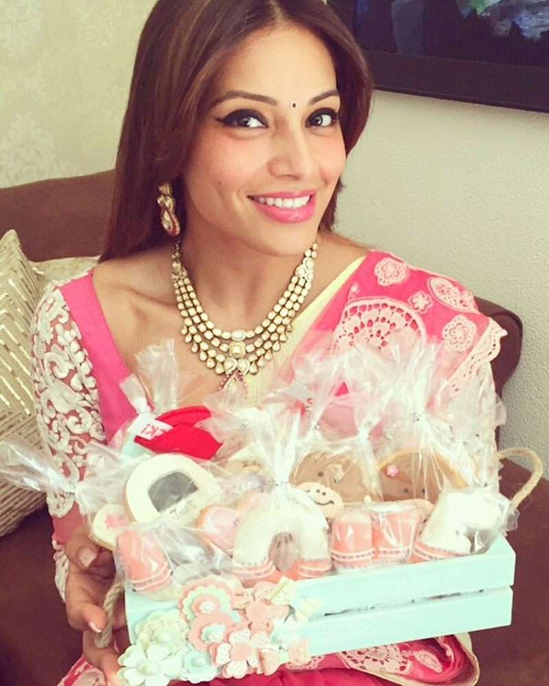 And the Celebrations have begun | Pictures of Bipasha Basu and Karan Singh Grover inside- Bipasha 13